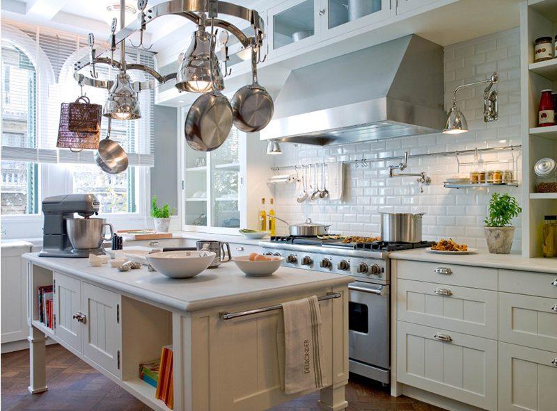 custom tile kitchen