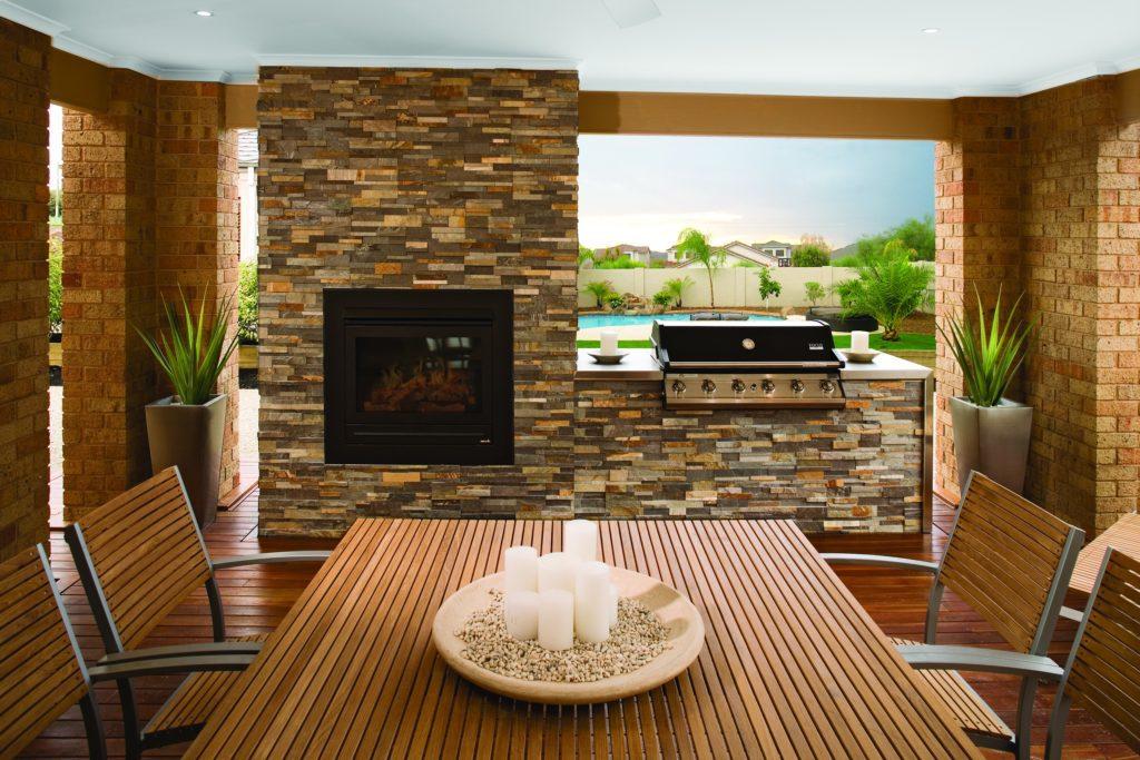 designer patio tile installation